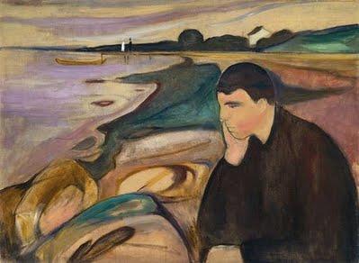 Edvard Munch: Melancholie, 1893